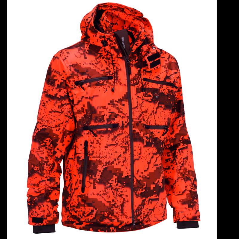 Ridge Pro M Jacket, röd