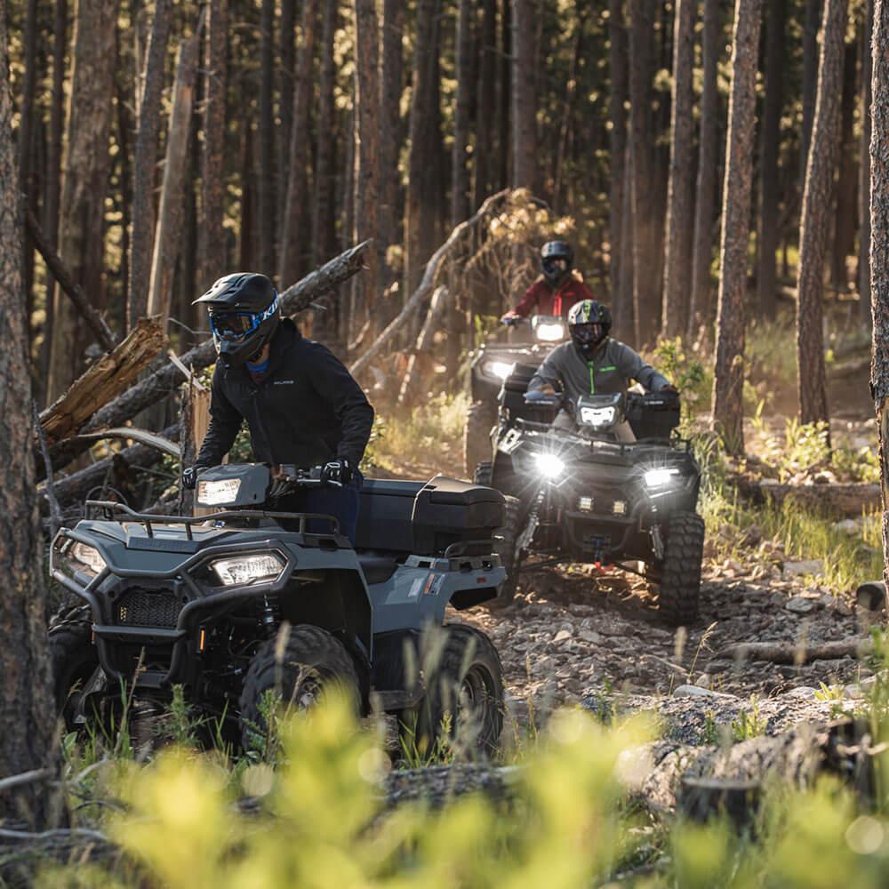 Bengtssons ATV Polaris