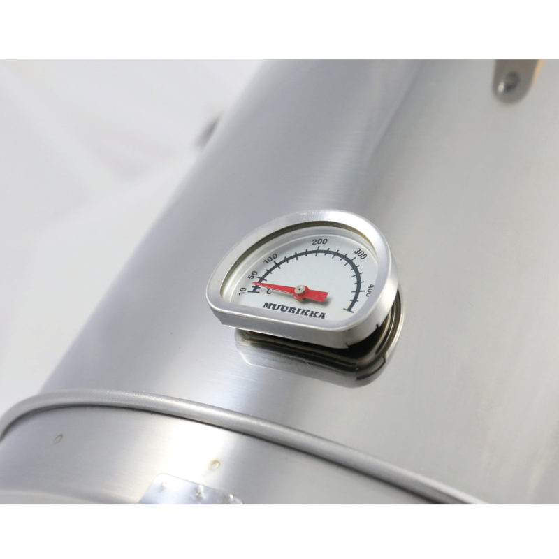 Muurikka Rökugn med termometer